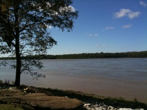Mississippi River Memphis